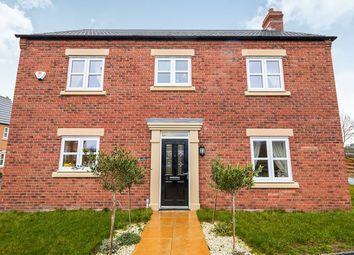 Thumbnail 4 bed detached house for sale in Chimneypot Lane, Swadlincote, Derbyshire