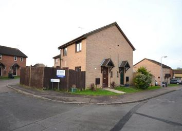 Thumbnail 1 bed semi-detached house to rent in Goddard Way, Saffron Walden, Essex