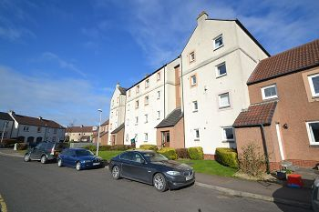 Thumbnail 1 bed flat to rent in South Gyle Mains, Edinburgh Available 12th Jule