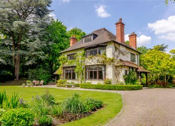Thumbnail 4 bed detached house for sale in Rotherfield Road, Henley-On-Thames, Oxfordshire