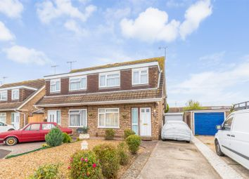 Thumbnail 3 bed semi-detached house for sale in Vancouver Road, Worthing