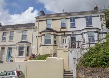Thumbnail 2 bed terraced house for sale in Park Road, Mannamead, Plymouth
