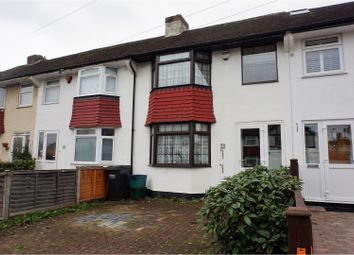 Thumbnail 3 bedroom terraced house for sale in Chaffinch Avenue, Croydon