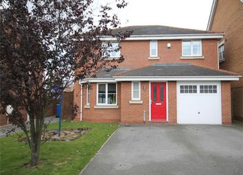 Thumbnail 4 bed detached house for sale in Weavermill Park, Ashton-In-Makerfield, Wigan, Lancashire