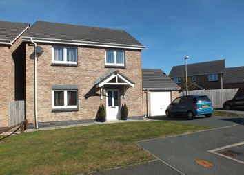 Thumbnail 3 bedroom detached house for sale in Skomer Drive, Milford Haven, Pembrokeshire