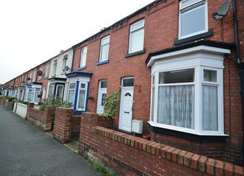 Thumbnail 3 bed terraced house for sale in Milton Avenue, Scarborough