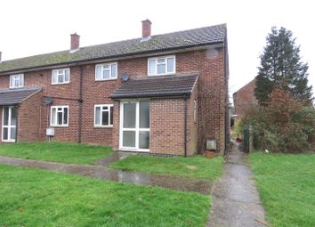 Thumbnail 3 bedroom end terrace house to rent in Gloucester Road, Wyton, Huntingdon