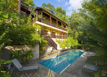 Thumbnail 8 bed villa for sale in Villa Pomme D'amour, Villa Pomme D'amour, Marigot Bay, St Lucia