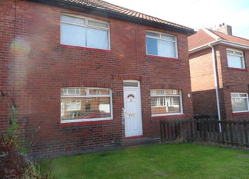 Thumbnail 2 bedroom flat for sale in Hardy Grove, Wallsend