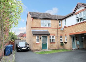 Thumbnail 2 bed property for sale in Regal Close, Tamworth