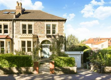 Thumbnail 4 bedroom semi-detached house for sale in Effingham Road, St Andrews, Bristol