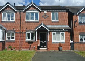 Thumbnail 4 bed semi-detached house to rent in Harrier Road, Acocks Green, Birmingham