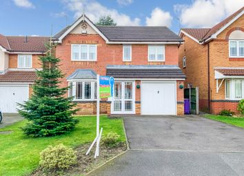 Thumbnail 4 bed detached house for sale in 71 Countess Park, Liverpool