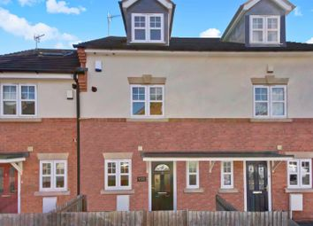 Thumbnail 3 bed town house for sale in Ryan Court, Crossman Street, Sherwood, Nottingham