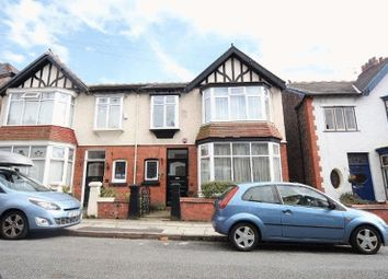 Thumbnail 4 bedroom semi-detached house for sale in Mayville Road, Mossley Hill, Liverpool