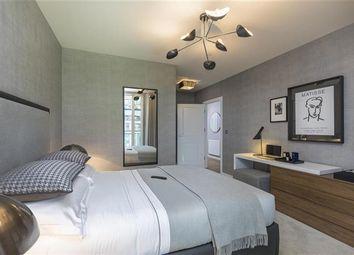 Thumbnail 3 bed flat for sale in Harrison Walk, London