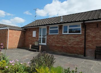 Thumbnail 2 bed terraced bungalow for sale in 41 Queens Court, Ledbury, Herefordshire