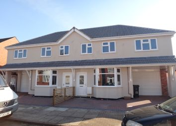 Thumbnail 5 bed semi-detached house for sale in Dunbar Road, Near Barkby Road, Leicester