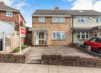 Thumbnail 3 bed semi-detached house for sale in Norwood Avenue, Cradley Heath