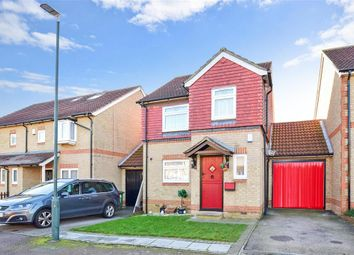 Thumbnail 3 bed link-detached house for sale in Austen Road, Erith, Kent