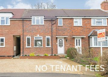 Thumbnail 3 bed end terrace house to rent in Cox Lane, West Ewell, Epsom
