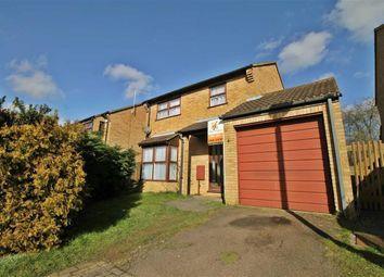 Thumbnail 3 bedroom detached house to rent in Hetton Close, Heelands, Milton Keynes