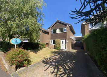 3 bed detached house for sale in Wintour Close, Chepstow NP16