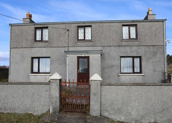 Thumbnail 4 bed detached house for sale in Keose Glebe, Lochs