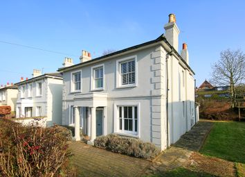Thumbnail 4 bed detached house to rent in Belmont Road, Twickenham