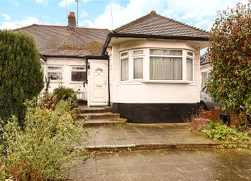 Thumbnail 3 bed semi-detached bungalow for sale in Cavendish Avenue, South Ruislip, Middlesex