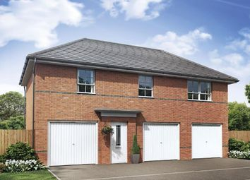 "Thumbnail 2 bed detached house for sale in ""Alverton"" at Tingewick Road, Buckingham"