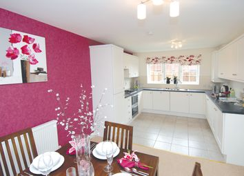 Thumbnail 3 bed link-detached house for sale in Off Ashby Street, Priors Hall, Weldon, Corby