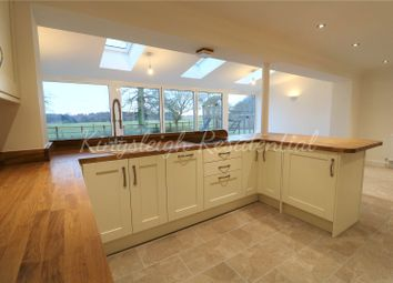 Thumbnail 3 bed detached house for sale in Park Farm Cottages, Vicarage Lane, Wherstead, Ipswich, Suffolk