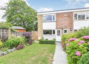 Thumbnail 3 bed end terrace house for sale in Walden Road, Chislehurst