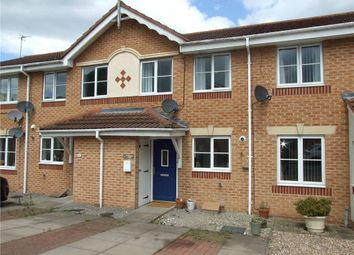 Thumbnail 2 bed terraced house to rent in Woodbridge Close, Heanor