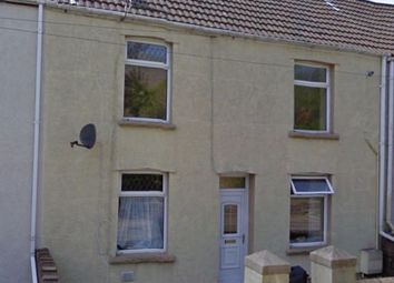 Thumbnail 4 bed terraced house to rent in Llandovery Villas, Abertillery Road