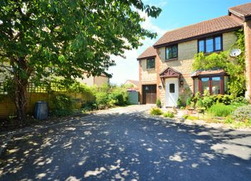 Thumbnail 4 bed semi-detached house for sale in Townsend Green, Henstridge, Templecombe