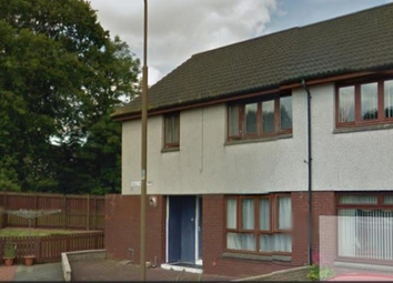 Thumbnail 1 bed flat to rent in 37 Wood Place, Livingston