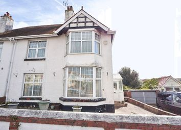 Thumbnail 3 bed semi-detached house for sale in Morin Road, Paignton