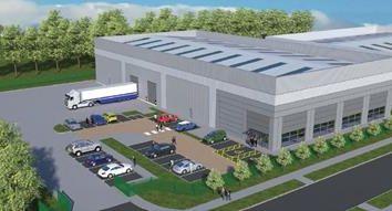 Thumbnail Warehouse for sale in Velocity, Roebuck Avenue, Knowlhill, Milton Keynes