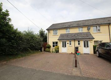 Thumbnail 3 bed end terrace house to rent in Cwrt Maesyderi, Llanfaes, Brecon