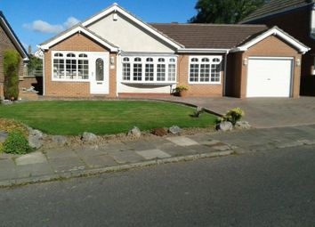 Thumbnail 3 bedroom detached bungalow for sale in Simonside View, Ponteland, Newcastle Upon Tyne