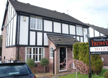 Thumbnail 3 bed semi-detached house to rent in Swallow Walk, Biddulph, Stoke-On-Trent