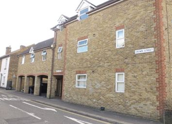 Thumbnail 1 bedroom flat to rent in Crown Street, Gillingham