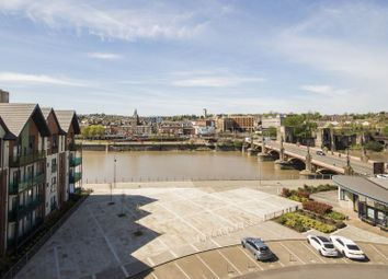 Thumbnail 3 bed flat for sale in Clarence Place, Newport