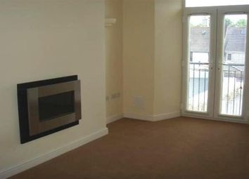 Thumbnail 1 bed flat to rent in Wilton Street, Plymouth