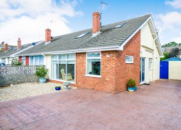 Thumbnail 3 bed bungalow for sale in Glynstell Road, Nottage, Porthcawl