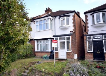 Thumbnail 4 bed semi-detached house for sale in Alric Avenue, New Malden