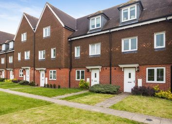 Thumbnail 3 bed terraced house to rent in Outfield Crescent, Wokingham