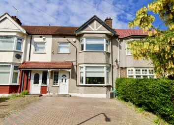 Thumbnail 3 bed terraced house for sale in Martley Drive, Ilford